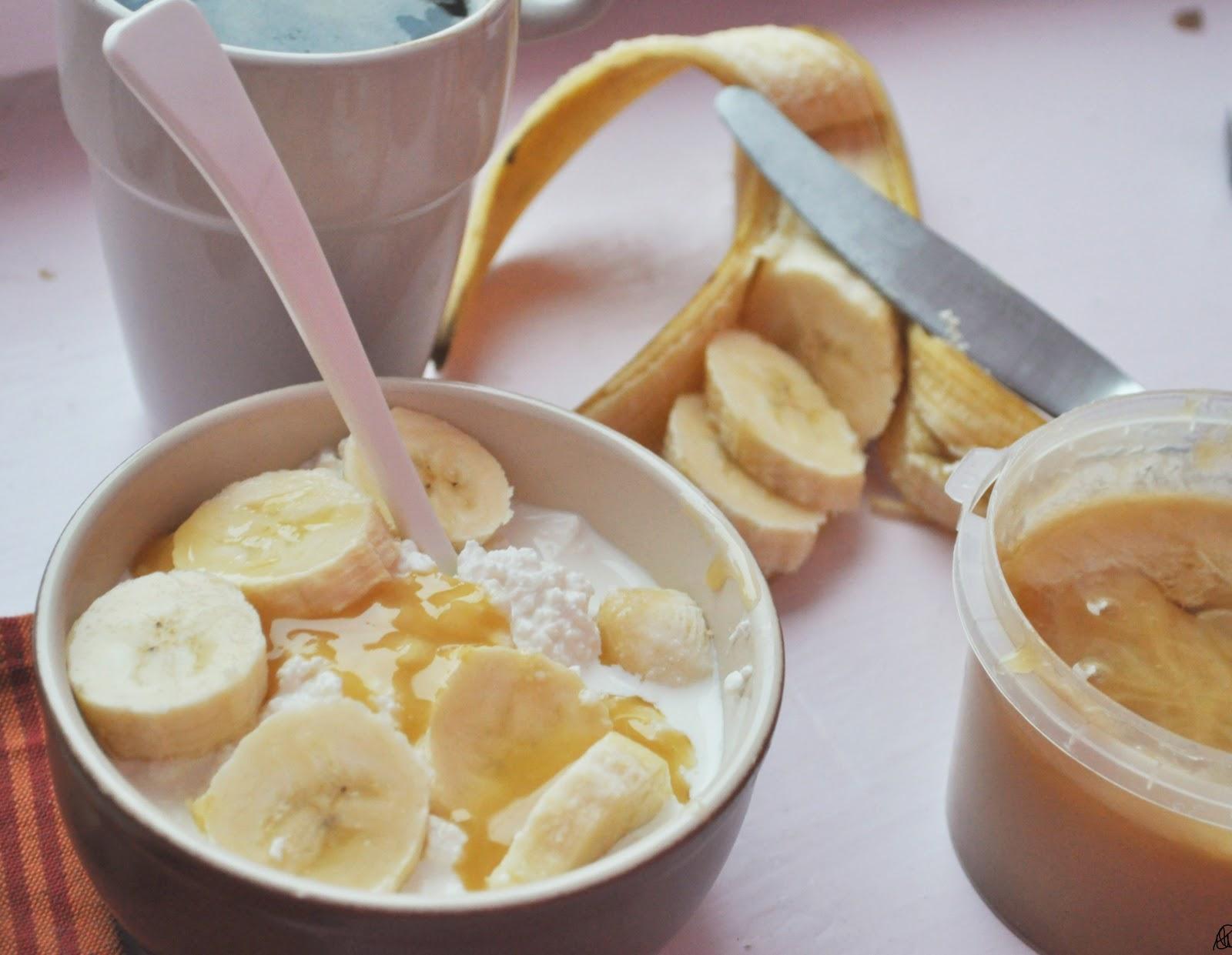 Творог и банан для спортсменов 2 фотография