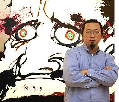 list: Takashi Murakami.