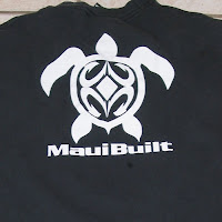 Maui built clothing store