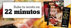 <br><br><br><br><br><br><br><br>Premio CANAL COCINA Recetas elaboradas en 22 Minutos