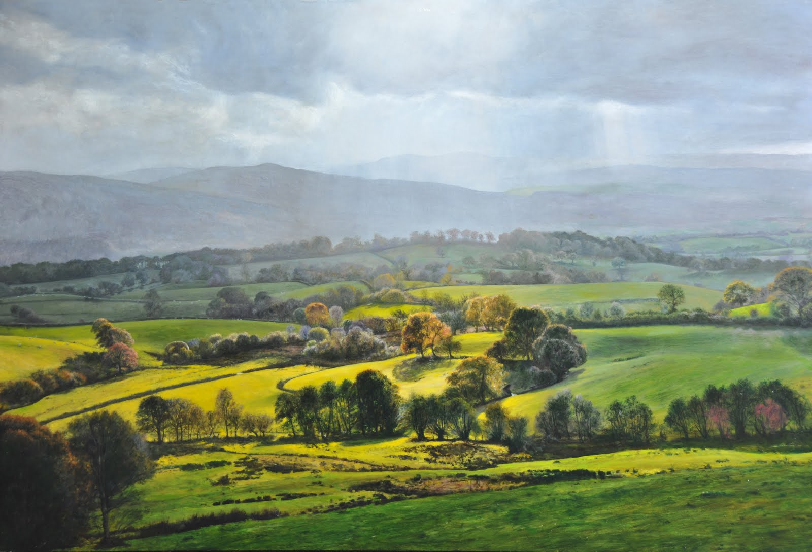 Welsh Artists Paintings For Sale