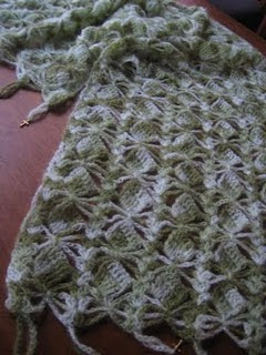 Prayer Shawl Knitting and Crochet Directions: