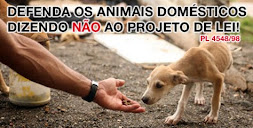 PROTEJA OS ANIMAIS
