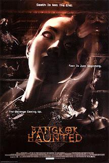 Bangkok Haunted Poster
