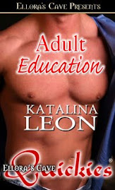 """Adult Education"" Ellora's Cave Quickie"
