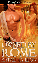 """Owned By Rome"" Ellora's Cave Legend Line  available now from Ellora's Cave Legend Line."