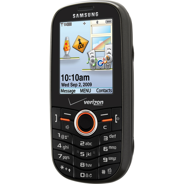 Samsung Intensity II Support