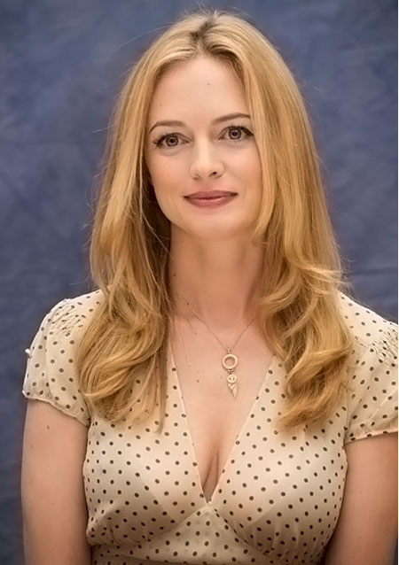 sexy heather graham