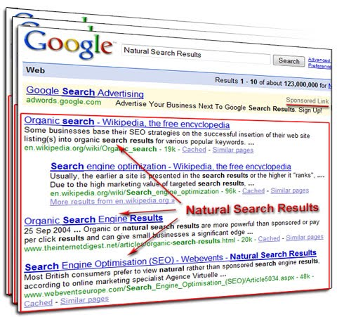 online search engine results Search queries – the words and phrases that people type into a search box in order to pull up a list of results – come in different flavors it is commonly accepted that there are three different types of search.