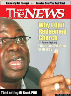 Pastor Tunde Bakare on politics and the church