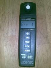 Máy đo ánh sáng MS 1500