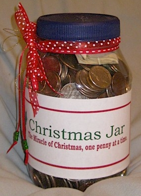 Crazy Traditions: Christmas Jar