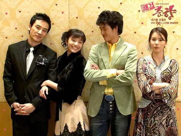 Sinopsis Sassy Girl Chun Hyang Drama Korea ANTV