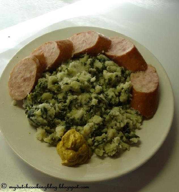 ... mashed boerenkool kale with mashed boerenkool mashed potatoes kale