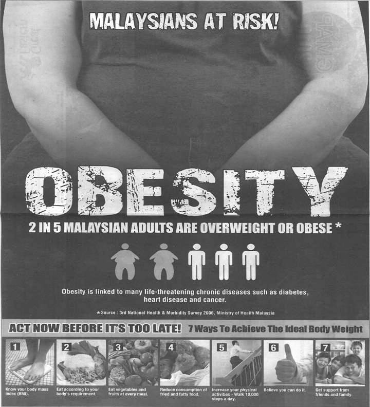 Report: Obesity Rates by Country – 2017