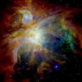 Hubble's Panoramic View of the Orion Nebula Reveals Thousands of Stars