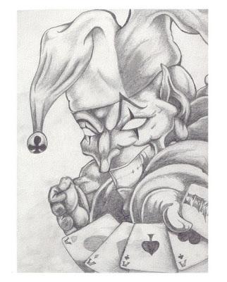 Dibujos a Lapiz De Joker