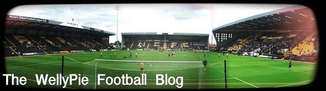 WellyPie's Football Blog