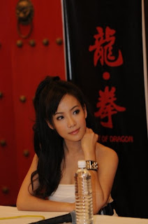 fiona xie - fist of dragon picture