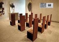 la stanza per meditare  a Montecitorio