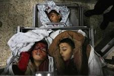 bambini palestinesi uccisi da Israele
