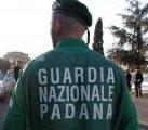 guardia nazionale padana