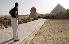 Obama e le piramidi
