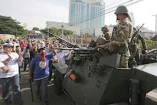 colpo di stato in Honduraz