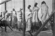 libici impiccati dagli italiani