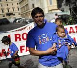 famigliola rom
