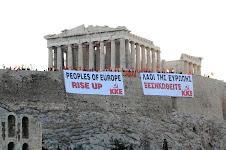 comunisti sull'acropoli
