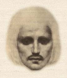 gibran self-portrait