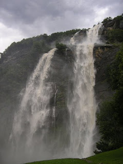 cascate di Acquafraggia by Oscarsuc71