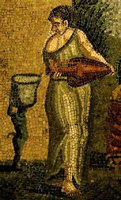 schiava romana