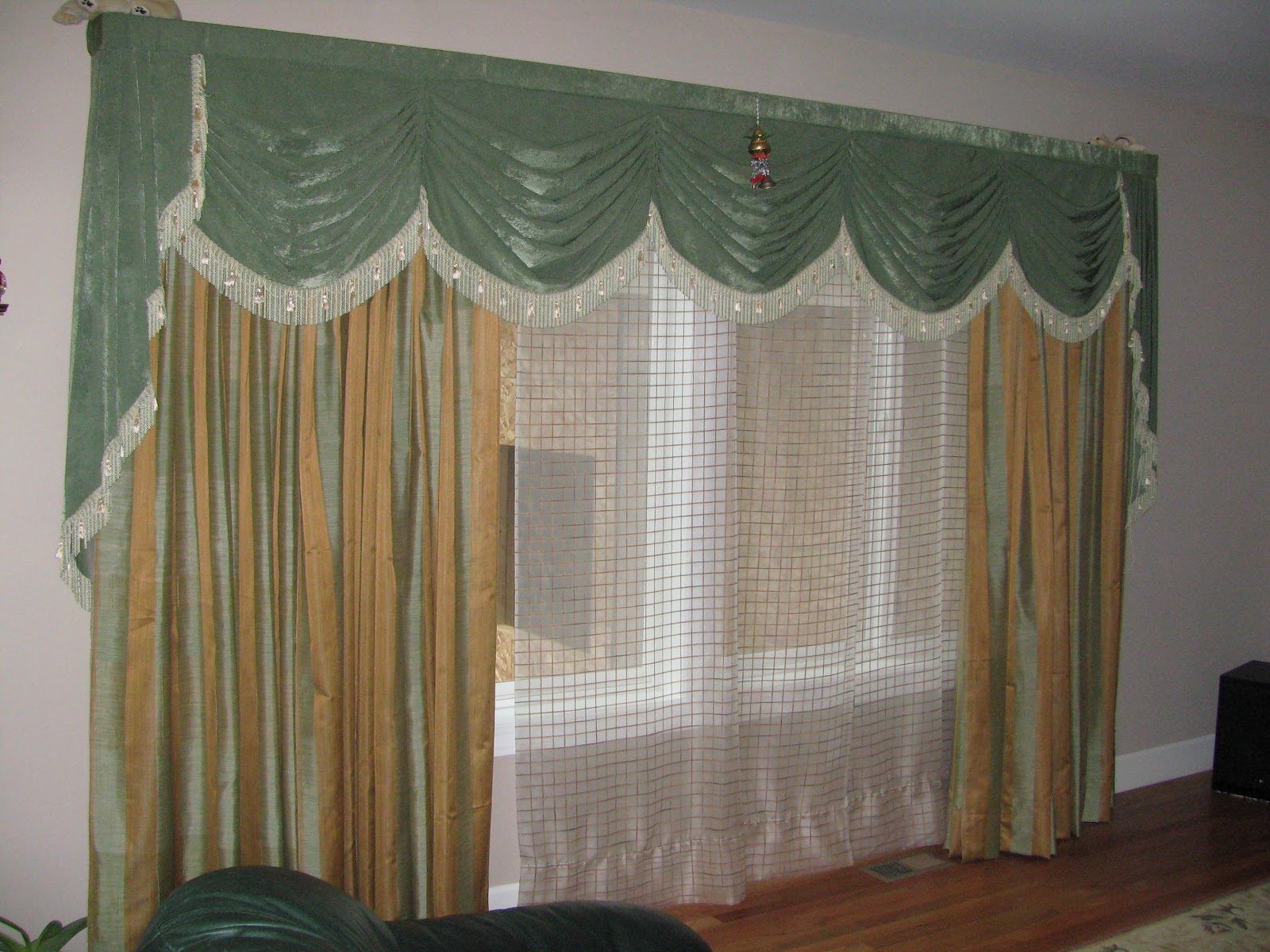 Curtain Patterns by Pate-Meadows Designs - Curtain Patterns and
