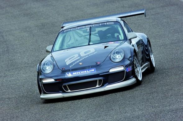 Porsche 911 GT3 Cup 2010 Picture