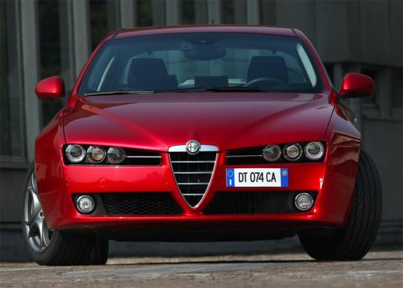 2009 Alfa Romeo 159 1750 TBi