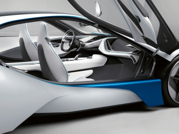 2009 BMW Vision EfficientDynamics Concept Interior