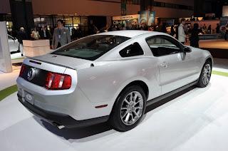 2011 Mustang V6