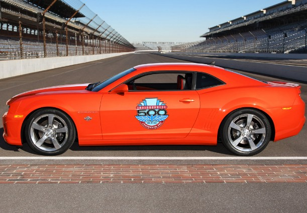 Luxury 2010 Chevrolet Camaro SS Indy 500 Pace Car High Resolution