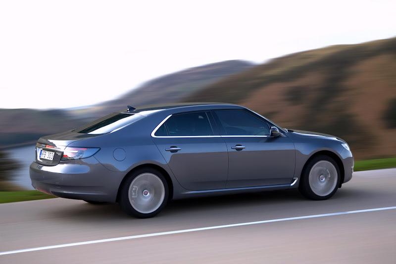 2011 Saab 9 sports car