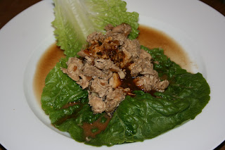 Chicken Lettuce Wraps CrockPot Recipe
