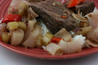Year of Slow Cooking: CrockPot Ropa Vieja Recipe