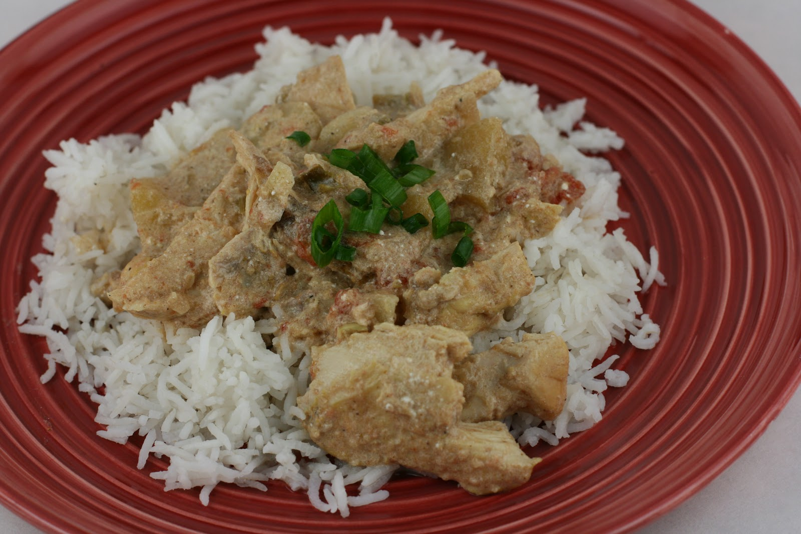 Chicken Korma in the Slow Cooker