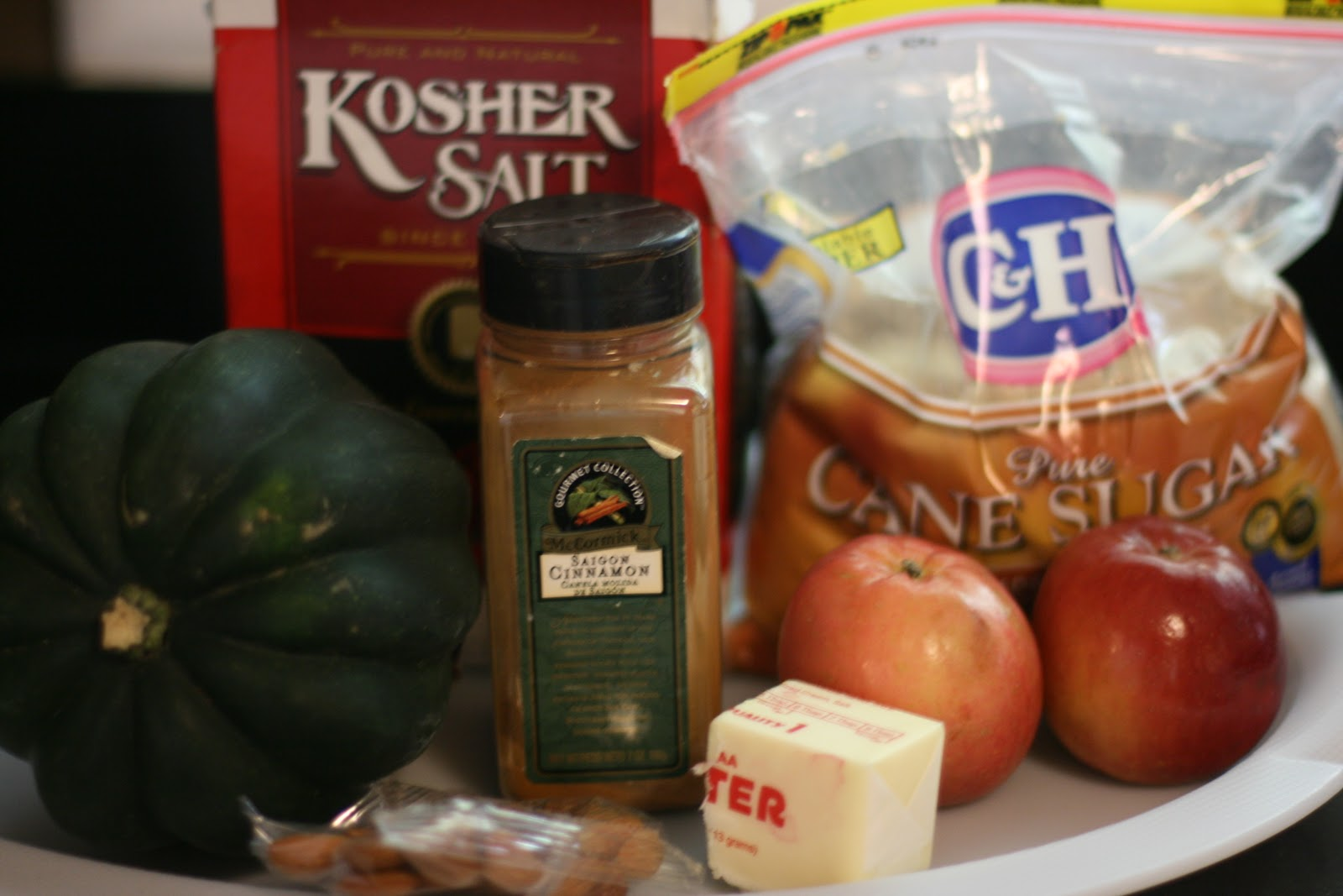 Year of Slow Cooking: Candied Acorn Squash Slow Cooker Recipe