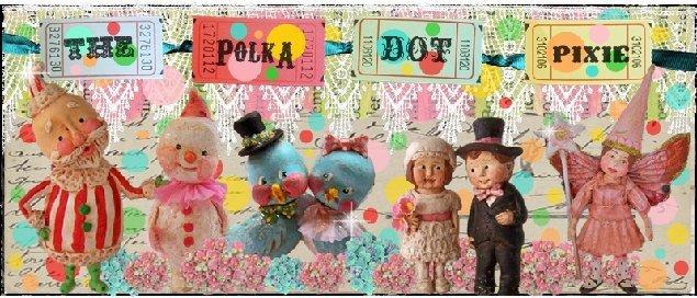 Polka Dot Pixie Stuff