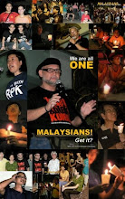 WE ARE ALL ONE MALAYSIANS