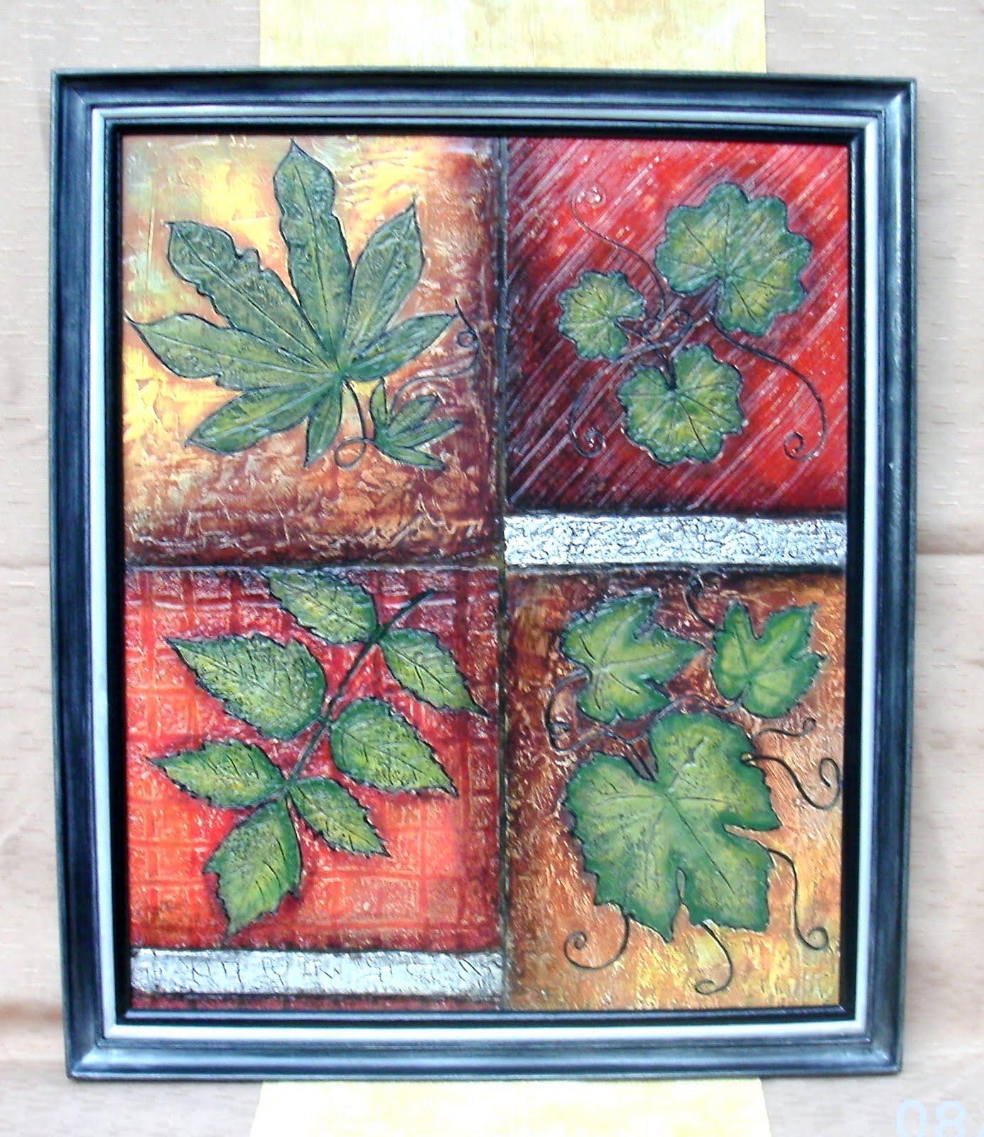 Almas en el viento, marcos artesanales para cuadros y espejos.