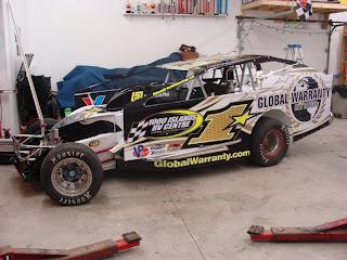 Club wago 39 s dirt racing blog danny o 39 brien paint scheme for Dirt track race car paint schemes