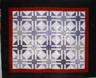 Debbie's Crystals, and brainstorming quilt designs